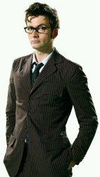 David Tennant Glasses