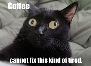 Coffee Doesn't Work