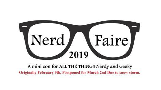 Nerd Faire 2019